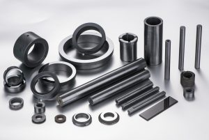 Ceramic components oil gas industires